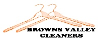 Browns Valley Cleaners - Our Process