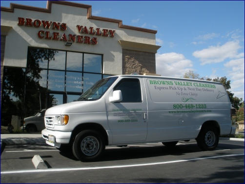 Browns Valley Cleaners - Free Home Pick Up & Next Day Delivery